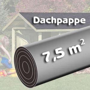 Bitumen Dachpappe Gartenpirat