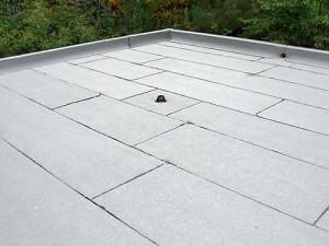 Gartenhaus Dachformen Flachdach