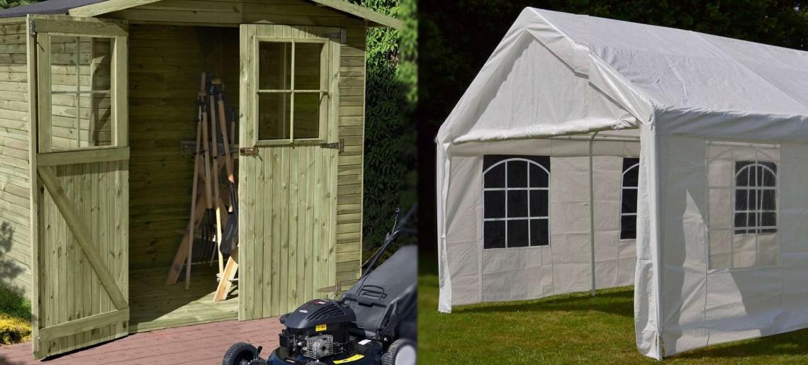 gartenhaus oder gartenpavillon kaufen ratgeber. Black Bedroom Furniture Sets. Home Design Ideas