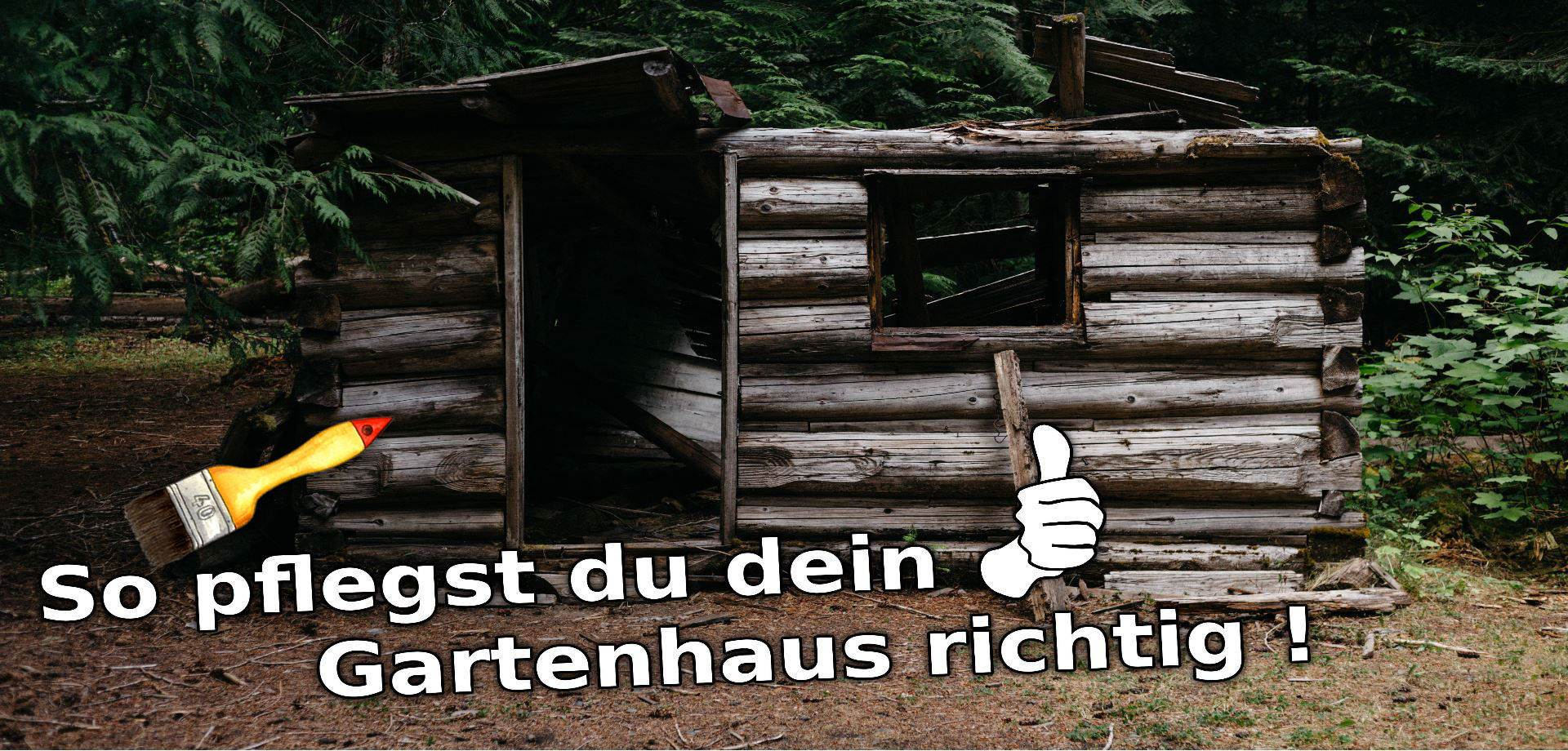 holz gartenhaus richtig streichen my blog. Black Bedroom Furniture Sets. Home Design Ideas