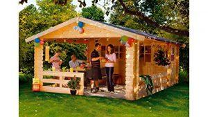 Gartenhaus Holz Skan Alicante