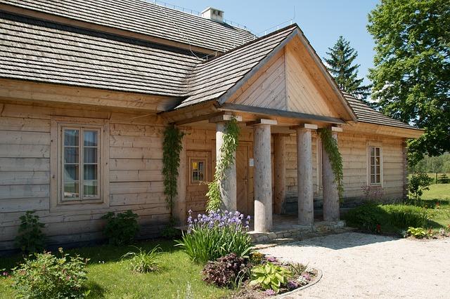 Gartenhaus modern - Oase