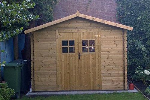 Gartenhaus Fonteyn Alicia 300 x 250 cm