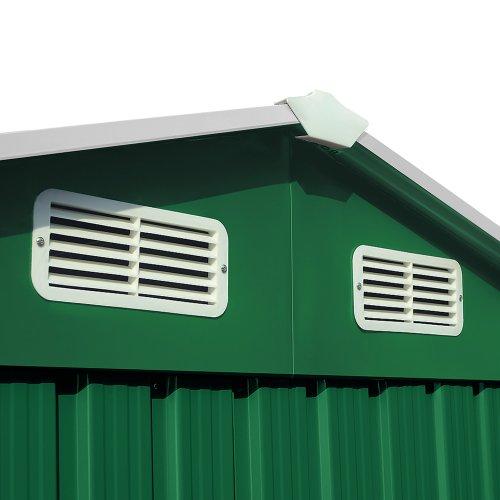 Gartenhaus Deuba Metall 257 x 205 cm