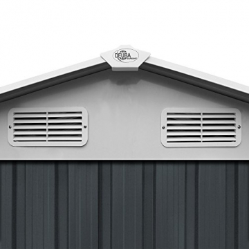 Gartenhaus Deuba Metall 250 x 200 cm