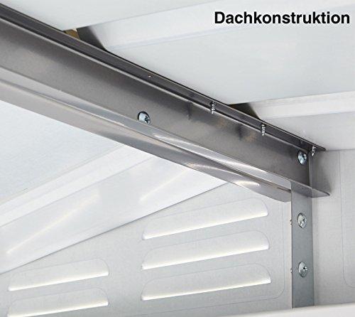 Gartenhaus Globel Industries 295 x 237 cm