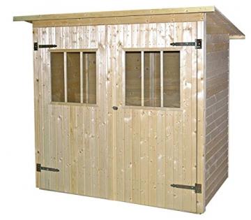 JODA Gartenhaus Holz 192 x 118 cm