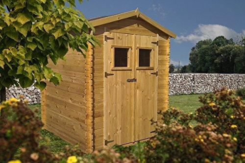 Gartenhaus Holz Purgstall - 220 x 220 cm