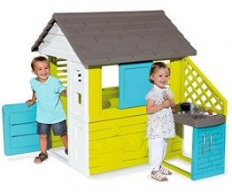 Spielhaus Smoby Pretty Haus mit Sommerküche