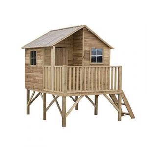 Stelzenhaus Holz