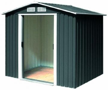 Gartenhaus Metall Tepro Riverton 201 x 122 cm