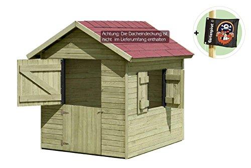 Kinderspielhaus Marie 150 x 120 cm Gartenpirat