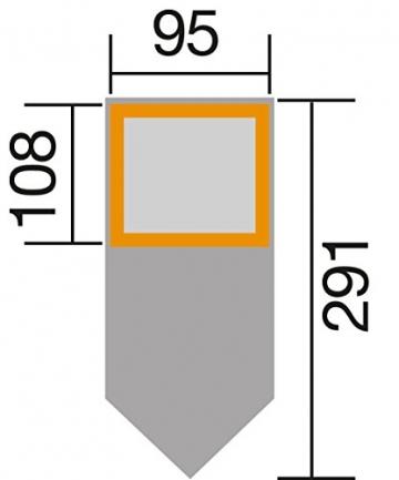 Weka Sandkastenschiff 196 A