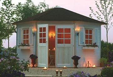 Gartenhaus Lupinus S8207 305 x 305 cm