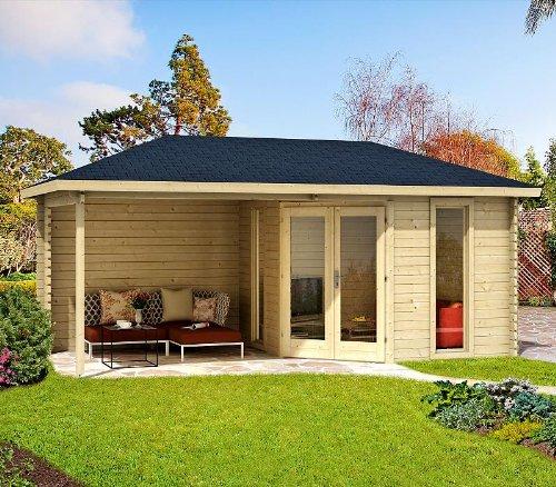 Gartenhaus Venezia 40 576 x 300 cm