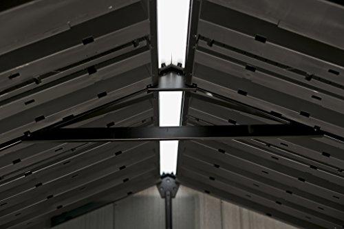 Gerätehaus Oakland 1175 Keter braun grau