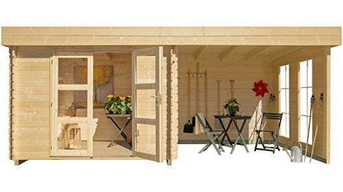 Gartenhaus Luoman Lillevilla 484