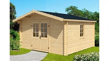 Gartenhaus Nordic Holz Nienstedten 1 380 x 280 cm