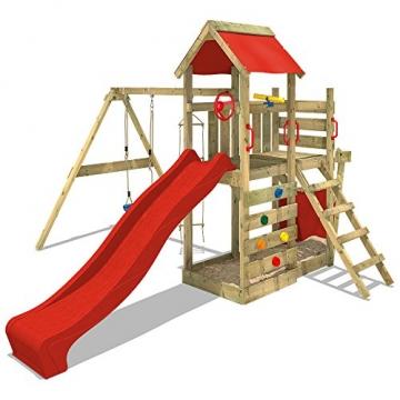 Wickey Spielturm SeaFlyer rot