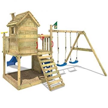Wickey Spielturm Smart Lodge