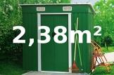 Gartenhaus ASS 195x122cm