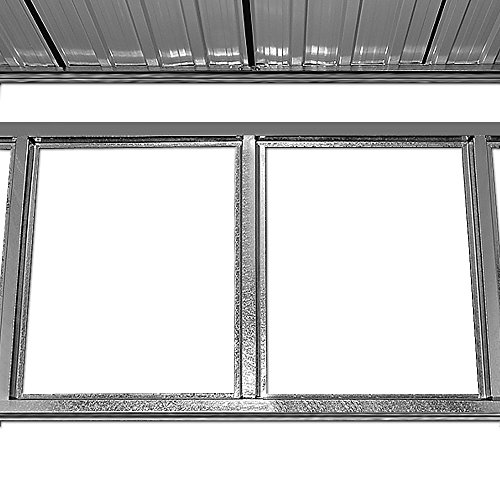 Deuba Gartenhaus XXXL 312x257x177cm