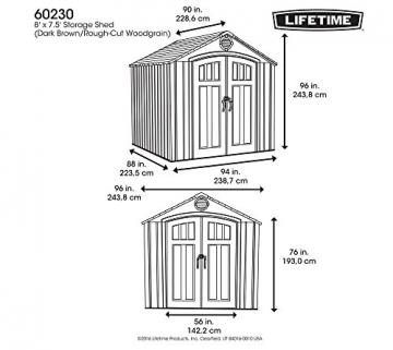 Gartenhaus Zeus Lifetime