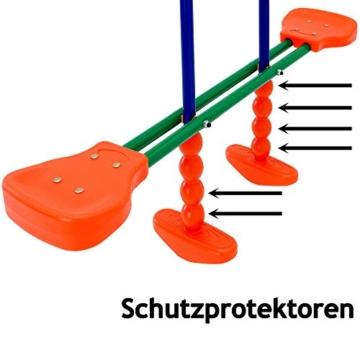 Deuba Schaukelgerüst 182 x 345 cm