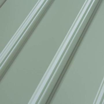 SVITA P100 Metall Gerätehaus 213 × 130 cm hellgrün
